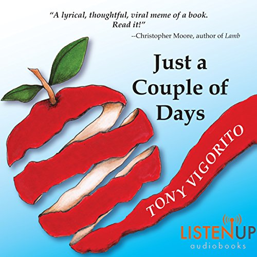 Just a Couple of Days audiobook cover art