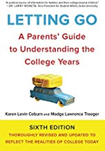 Best letting go of your child to college Reviews