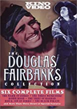 The Douglas Fairbanks Collection (The Thief of Bagdad/The Mark of Zorro/The Three Musketeers/Robin Hood/The Black Pirate/D...