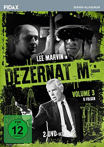 Dezernat M, Vol. 3 (2 DVDs)