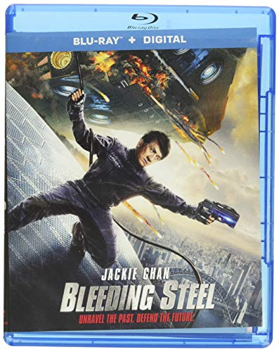 BLEEDING STEEL (DGTL) (BD) [Blu-ray]