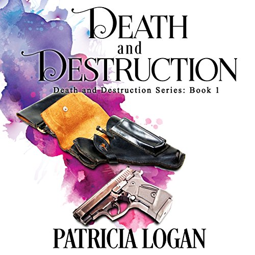 Death and Destruction audiobook cover art