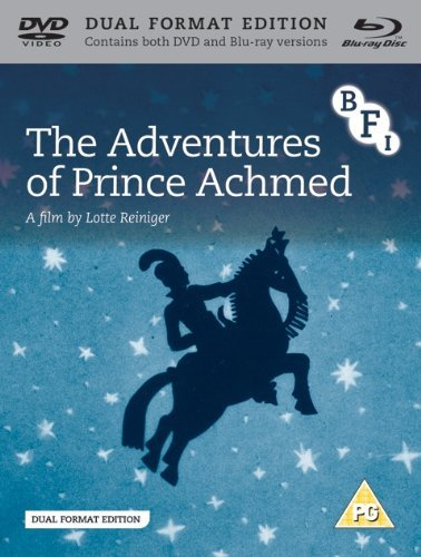 The Adventures of Prince Achmed ( Die Abenteuer des Prinzen Achmed ) (Blu-Ray & DVD Combo) (Blu-Ray)