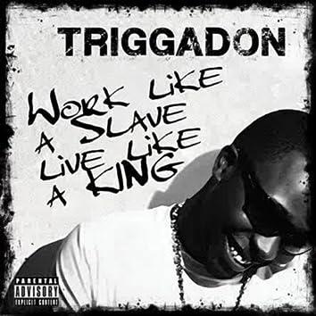 Work Like a Slave Live Like a King