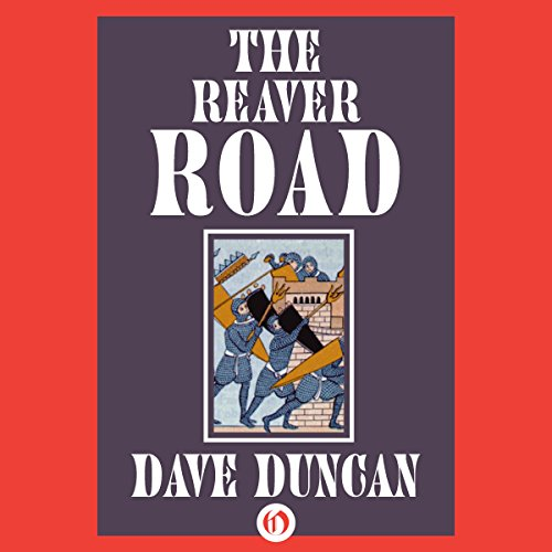 The Reaver Road audiobook cover art