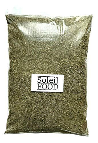 1 kg Majoran gerebelt getrocknet feinste Qualität GMO frei Tee Kräuter Soleilfood 1000 Gramm