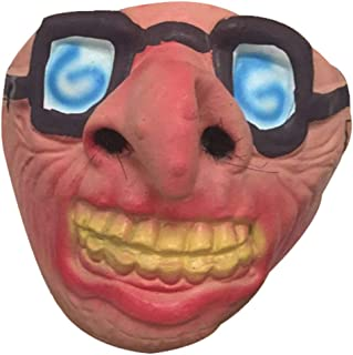 Halloween Mask, Novelty Scary Big Lips Headgear Pet Funny Mask Cosplay Mask for Halloween Masquerade Prank Toys