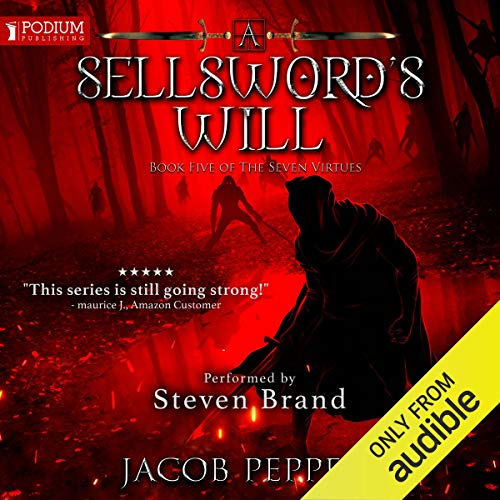 A Sellsword's Will audiobook cover art