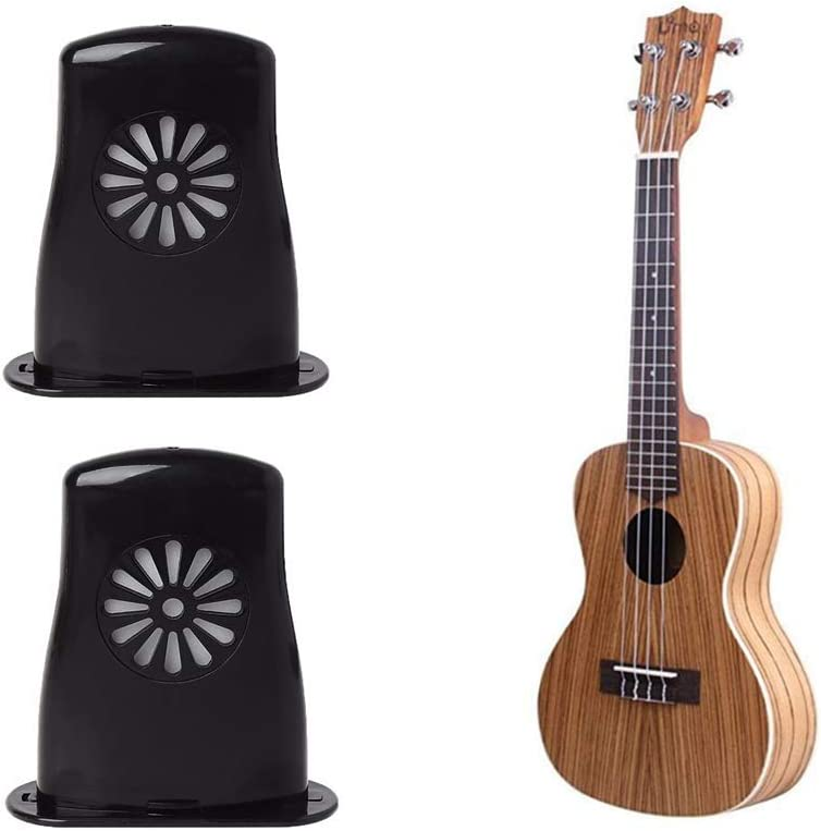 2 Pack Guitar Humidifier Acoustic Sound Max 56% OFF low-pricing Packs