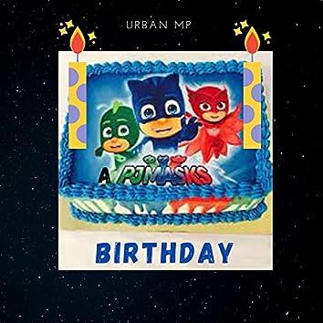 A PJ Mask Birthday