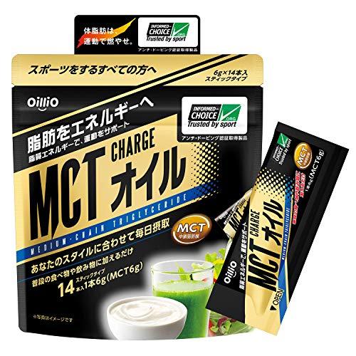 日清オイリオ MCT CHARGE オイル 6g×14本 1個