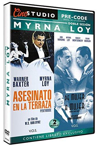 Penthouse + When Ladies Meet (DOBLE SESION PRE-CODE MYRNA LOY (V.O.S), Spanien Import, siehe Details für Sprachen)