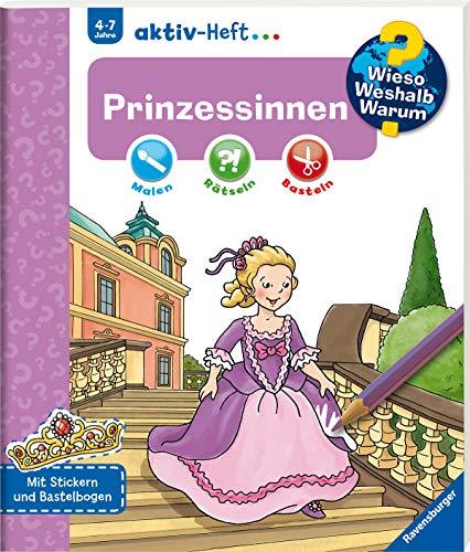 Prinzessinnen (Wieso? Weshalb? Warum? aktiv-Heft)