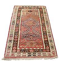 トルコの手織りキリム・アダナ