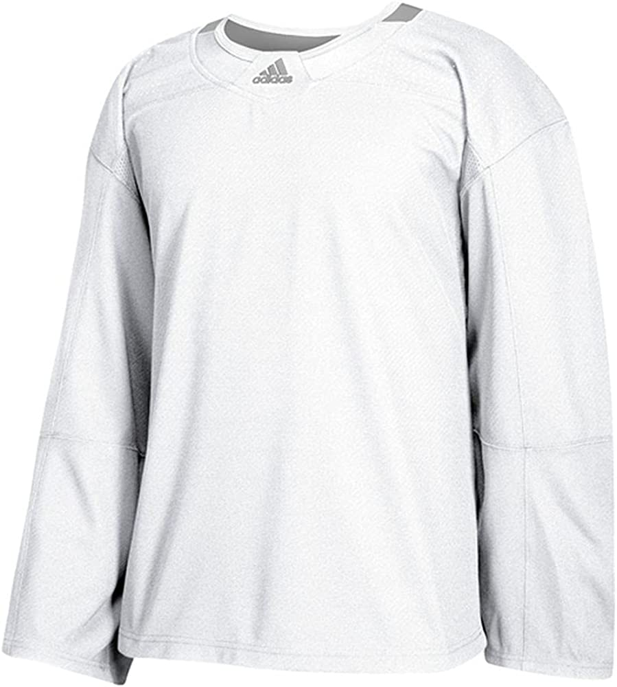 adidas 3-Stripe Goalie Jersey - Men's Hockey