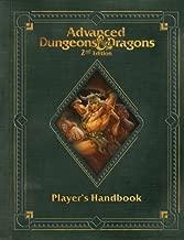 Premium 2nd Edition Advanced Dungeons & Dragons Player's Handbook (D&D Core Rulebook)