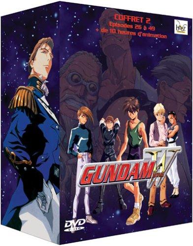 Mobile Suit Gundam Wing-Partie 2/2 [Version intégrale]