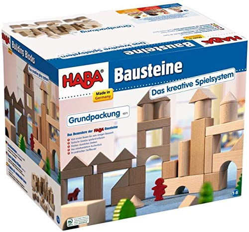 HABA 1071 Basisbausteine Grundpackung