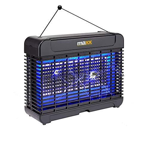MaxxHome - Lampe Anti-moustiques, Lampe Anti-Mouches, modèle GB-16L LED
