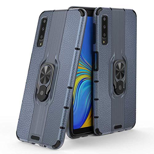 Capa Xiaomi Redmi Note 8 WB Liberty Apoio Imã Premium Antichoque Azul