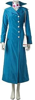 Women Adult Lucy Cosplay Costume Coat Jacket Full Suit