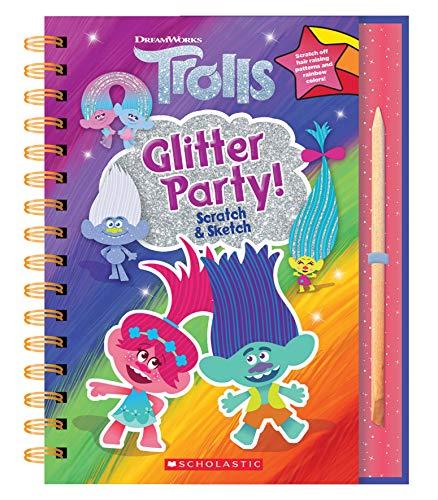 Trolls: Scratch Magic: Glitter Party!