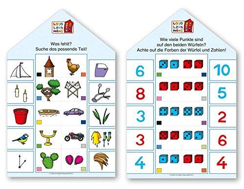 Logo Lernhaus: Kartenset Kinderwissen