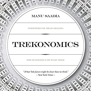 Trekonomics cover art