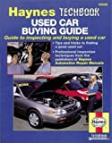 Used Car Buyer s Guide (Haynes Repair Manuals)