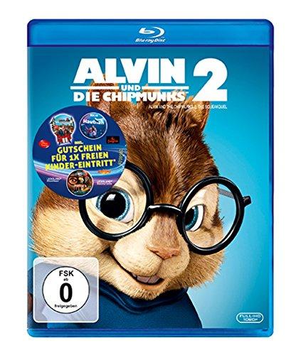 Alvin und die Chipmunks 2 (Blu-ray)