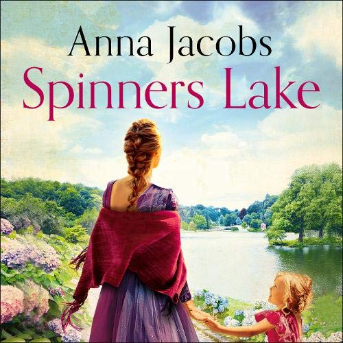 Spinners Lake Audiobook By Anna Jacobs cover art