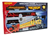 Tren eléctrico Mehano Wrecker Crane escala HO  | La mejor oferta del mercado