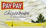 Pay-Pay - Chipirones Enteros Rellenos En Aceite De girasolpay-Pay 115 g - [Pack de 5]
