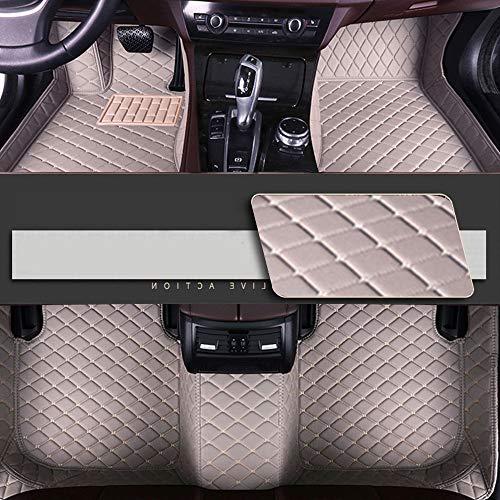 8X-SPEED Alfombrillas Coche Cuero For BMW X3 E83 2005-2010