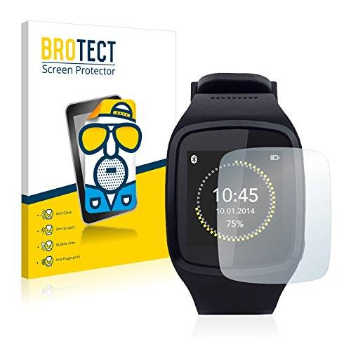 BROTECT 2X Entspiegelungs-Schutzfolie kompatibel mit MyKronoz ZeSplash Bildschirmschutz-Folie Matt, Anti-Reflex, Anti-Fingerprint