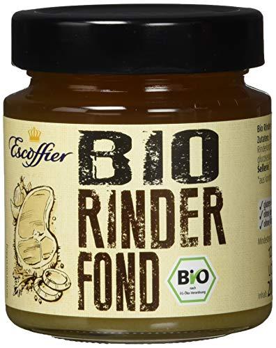 Escoffier Bio Rinder-Fond, 3er Pack (3 x 200 ml)