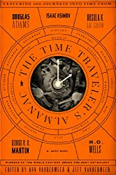 Image: The Time Traveler's Almanac: A Time Travel Anthology, by Ann VanderMeer (Author), Jeff VanderMeer (Author). Publisher: Tor Books (March 18, 2014)
