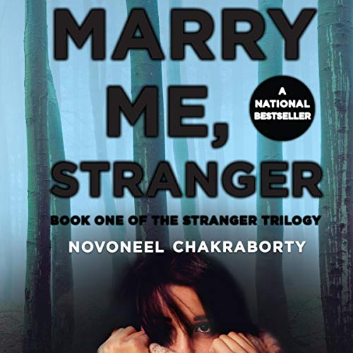 Marry Me, Stranger audiobook cover art