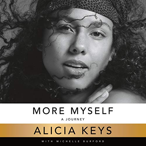 More Myself audiobook cover art