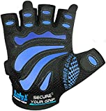 Gym Gloves by Grip Power Pads