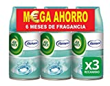 Air Wick Ambientador Freshmatic Recambio - Fragancia Nenuco - Paquete de 3 x 250 ml - Total: 750 ml