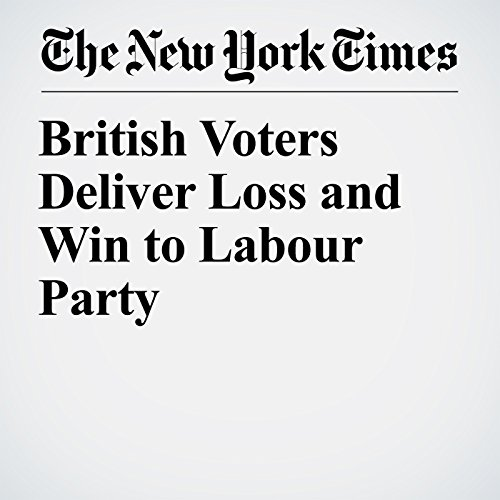 British Voters Deliver Loss and Win to Labour Party copertina