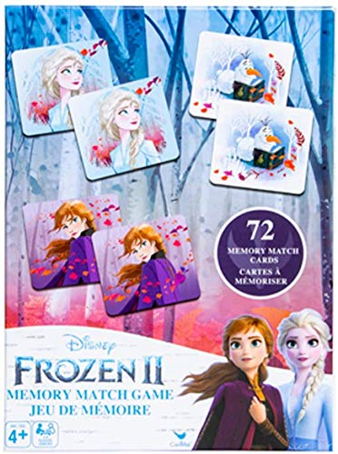 SpinMaster Frozen II Memory Match Game