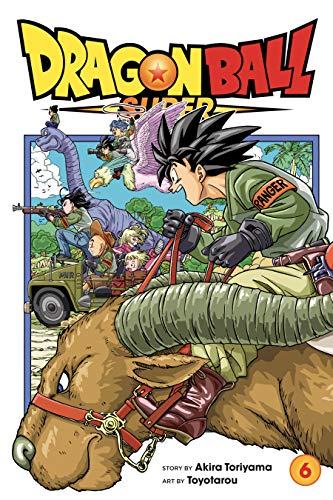 Dragon Ball Super, Vol. 6: The Super Warriors Gather!