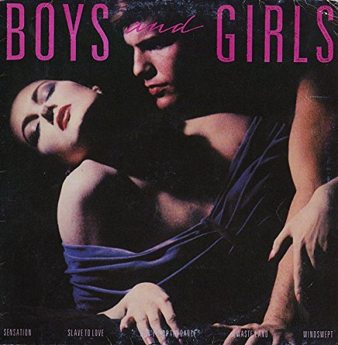 Bryan Ferry - Boys And Girls - EG - 825 659-1