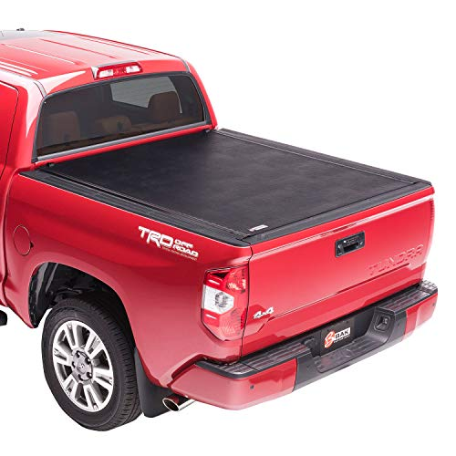 BAK Revolver X2 Hard Rolling Truck Bed Tonneau Cover | 39406 | Fits 2005 - 2015 Toyota Tacoma, w/OE track system 5' Bed (60.3')