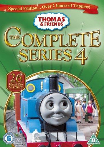 Thomas & Friends - The Complete Series 4 [Reino Unido] [DVD]
