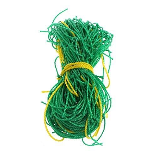 KunmniZ 1 Pc Climbing Plants Garden Netting Nylon Trellis Net Plant Grow Fence 0.9m*1.8m