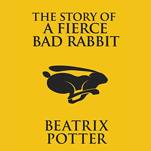 The Story of a Fierce Bad Rabbit copertina