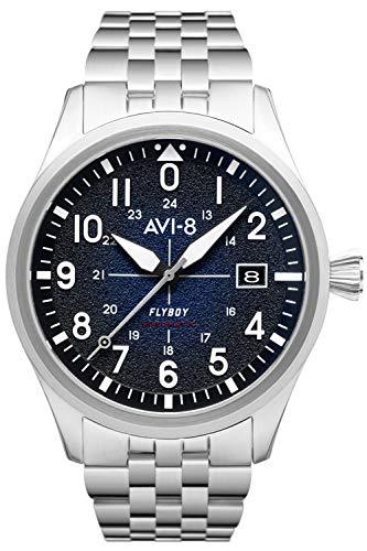 AVI-8 Reloj de Aviador AV-4075-22